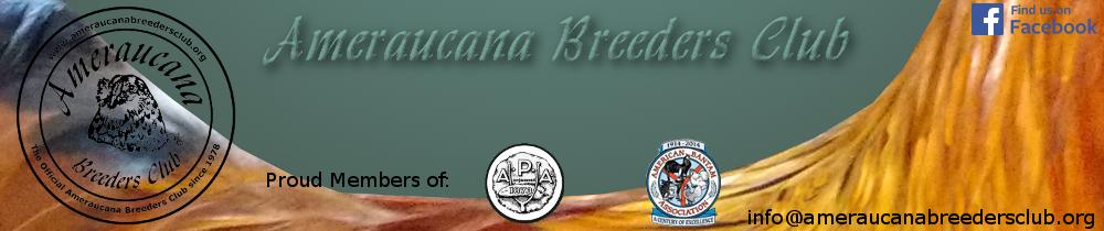 Ameraucana Breeder's Club